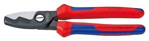 Кабелерез 200мм двойные кромки Knipex