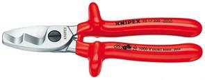 Кабелерез 200мм 1000V проф двойные кромки Knipex