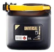 Канистра для бензина 5л черная Universal