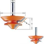 Фреза для углового сращивания хвостовик 12мм CMT