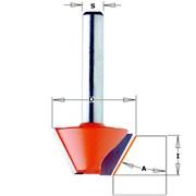 Фреза для снятия фаски хвостовик 8мм CMT