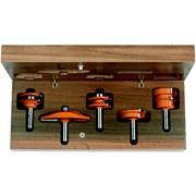 Комплект 5 фрез для изготовления кухонь 12мм CMT