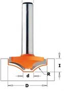 Фреза филенка профильная хвостовик 8мм CMT