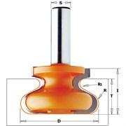 Фреза для ручек интегрированных в мебель 8мм CMT