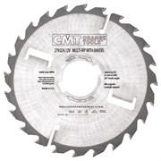 Диск циркулярный с подрезными ножами CMT