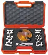Комплект фрезы насадной и 13 пар ножей СМТ