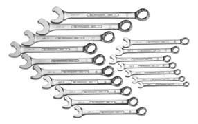Набор ключей с эффектом трещотки 8-24мм Facom 17шт