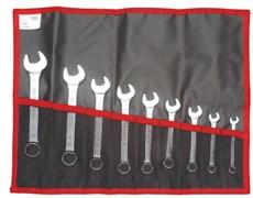 Набор ключей коротких 7-17мм Facom 9шт.