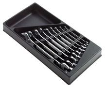 Набор ключей рожковых гаечных 6-24мм Facom 9шт