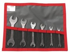 Набор ключей для микромеханики 3-13мм Facom 6шт