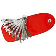 Набор ключей рожковых гаечных Facom 8шт