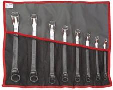 Набор накидных коленчатых ключей 6-22мм Facom 8шт