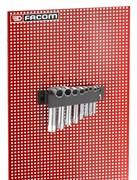 Набор ключей торцевых трубных 8-24мм Facom 16шт
