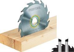 Диск циркулярный 230х2,5х30мм 18z PW Festool