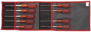 Набор ключей-отверток торцовых 3,2-10мм Facom 9шт