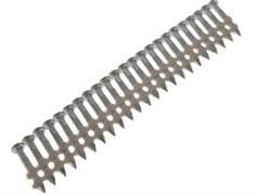Гвозди анкерные с кольцевой насечкой 38-65мм(пачка 2 тыс. шт.) BOSTITCH