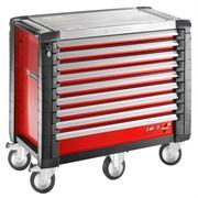 Инструментальная тележка M5 Jet+5 c 9 ящиками (5 модулей в ящике) Facom