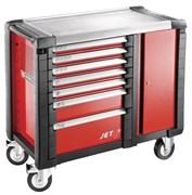 Верстак передвижной Jet+ c 7 ящиками (3 модуля в ящике) Facom
