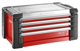 Инструментальный ящик JET+ с 4 ящиками (4 модуля в ящике) Facom