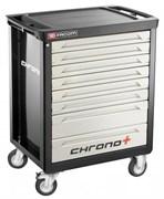 Инструментальная тележка CHRONO+ c 8 ящиками (3 модуля в ящике) Facom