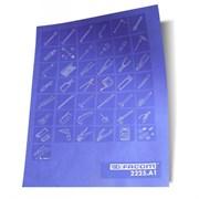 Пиктограммный лист Facom