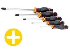 Комплект отверток PROTWIST® круглых под винты с крестовидной головкой Phillips® Facom