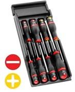 Модуль отверток PROTWIST® шлицевых и отверток под винты с крестовидной головкой Phillips® Facom