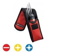 Комплект отверток PROTWIST® со сменными рабочими частями шлицевыми, PH, PZ Facom