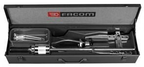 Комплект съемников для внутреннего и внешнего захвата Facom