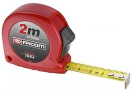 Рулетка измерительная в корпусе ABS Facom