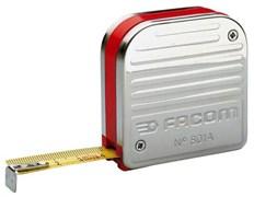 Рулетки измерительные в корпусе из нержавеющей стали Facom