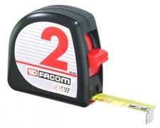 Рулетка измерительная в корпусе из ABS – в мм и дюймах Facom