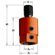 Патрон для сверильно-присадочного станка M10 CMT