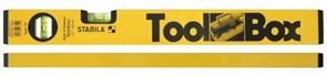 Уровень 43см строительный тип 70 Toolbox STABILA