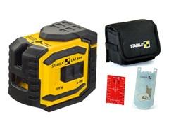 Лазерный нивелир Уровень LAX 300 Set Stabila