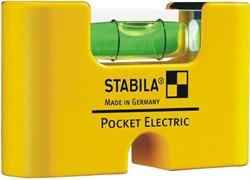 Уровень карманный Pocket Electric STABILA