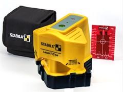 Уровень лазерный FLS 90 для напольных покрытий Stabila