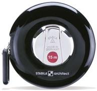 Рулетка капсульная измерительная 15м ARCHITECT STABILA