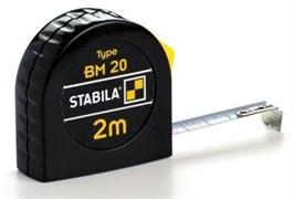 Рулетка измерительная 2-5м BM 20 STABILA
