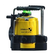 Ротационный лазерный прибор: нивелир  LAR 120G INDOOR Set STABILA