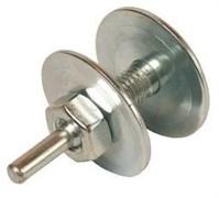 Шпиндель 6мм для зачистных дисков CSD металл Mirka