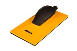 Шлифок ручной 115x230/32отв. жёлтый Mirka