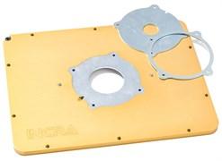 Пластина алюминиевая для крепления фрезера INCRA
