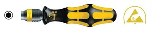 Рукоятка-держатель для насадок 813 R ESD WERA