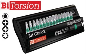 Набор бит BC BiTorsion/30 Bit-Check WERA