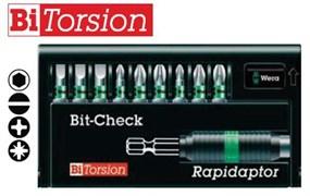 Набор бит 8767-6 TORX®/BDC Bit-Check WERA