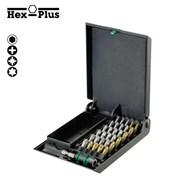 Набор бит 8651/55/67/887-30 Ringmagnet Rapidaptor