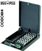 Набор бит 8600/889-30 TZ Bit-Safe Rapidaptor WERA