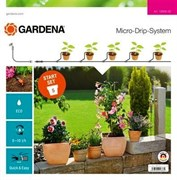Комплект для террас базовый Gardena