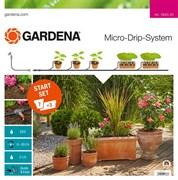 Комплект базовый микрокапельный Gardena